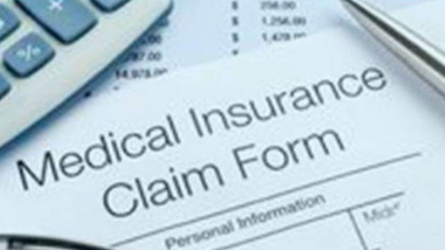 Image of insurance form