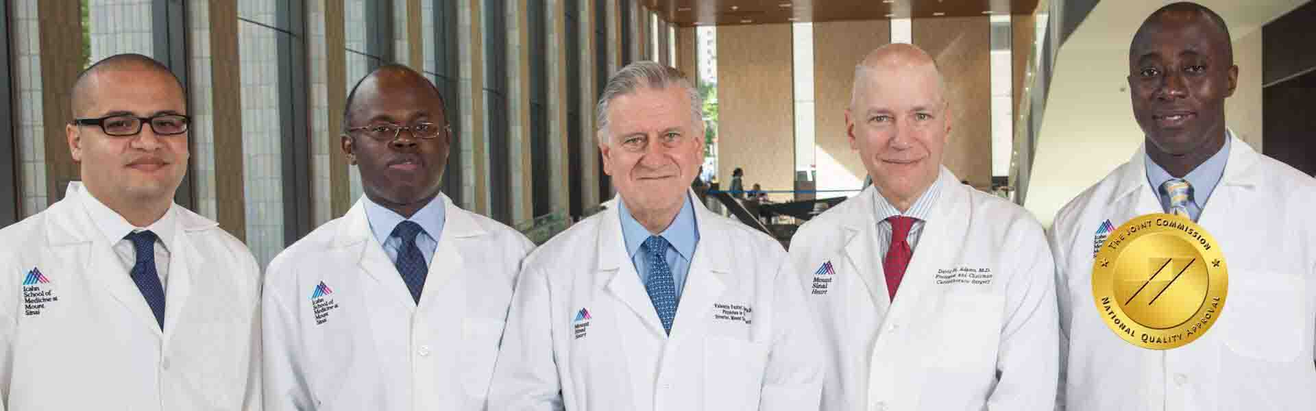 New York Cardiology and Cardiovascular Services | Mount