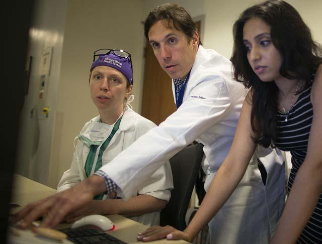 Interventional Radiology NYC | Mount Sinai - New York