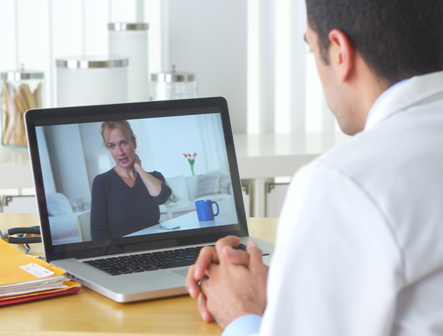 Virtual Video Visits for Non Urgent Care