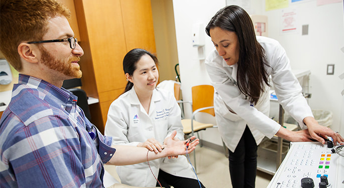 Neuromuscular Disease Diagnosis | Mount Sinai - New York