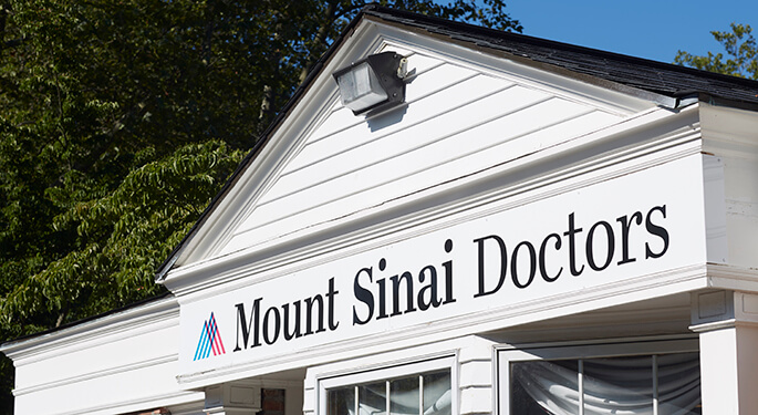 Mount Sinai Doctors Long Island - Huntington