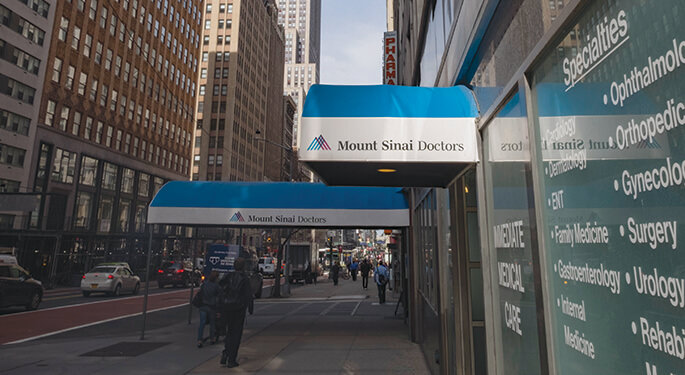 Mount Sinai Doctors East 34th Street