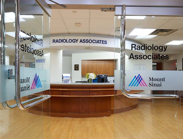 Radiology at Mount Sinai