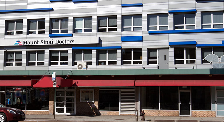 Mount Sinai Doctors – West 23rd Street
