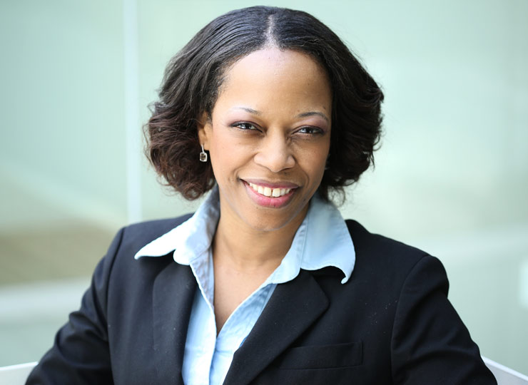 Photo of Yasmin Hurd
