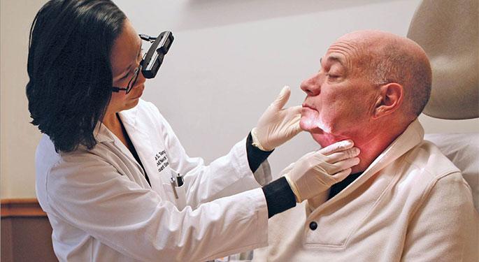 Center for Thyroid & Parathyroid Diseases NYC   Mount Sinai