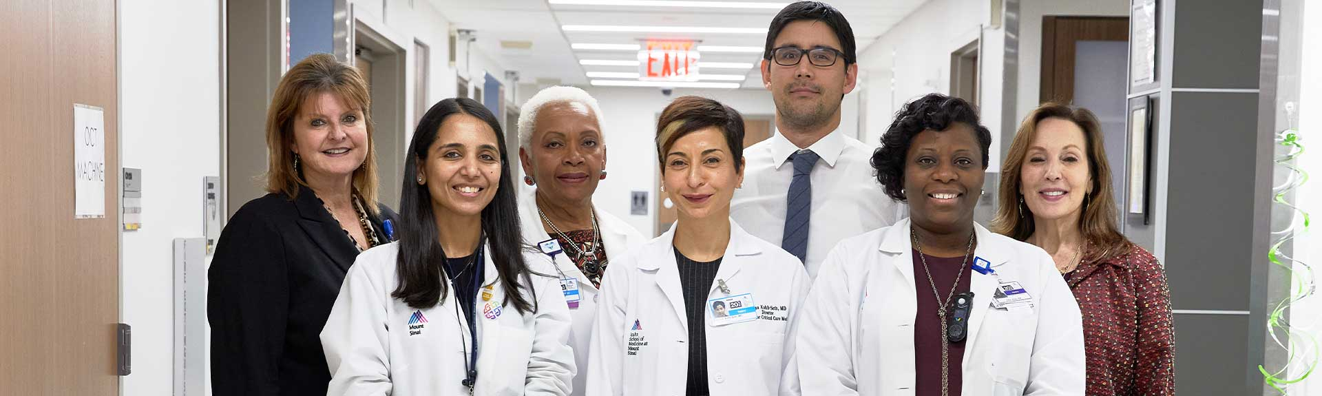 Mount Sinai Named Among Nation's Top Health Care Employers for Diversity by Forbes