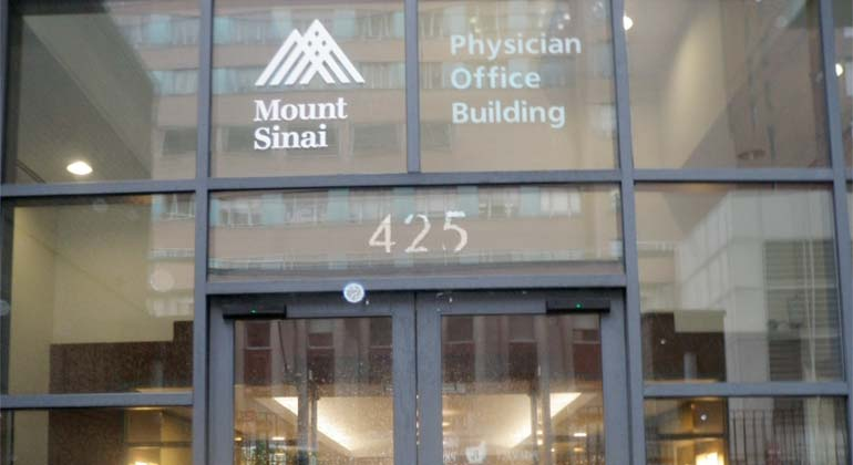 Mount Sinai Doctors – West 59th Street