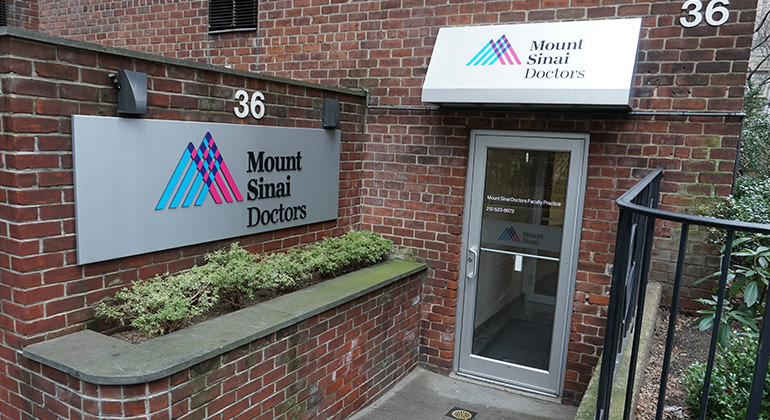 Mount Sinai Doctors – West 60th Street