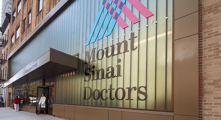 Mount Sinai Doctors Outpatient Locations