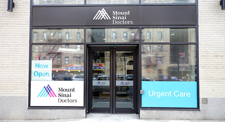 Urgent Care Locations in New York City - NYC | Mount Sinai