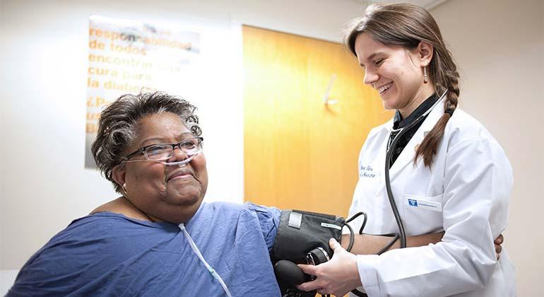 Pulmonary Fibrosis | Respiratory Institute | Mount Sinai - New York