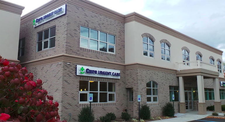 CURE Urgent Care – Huntington, NY