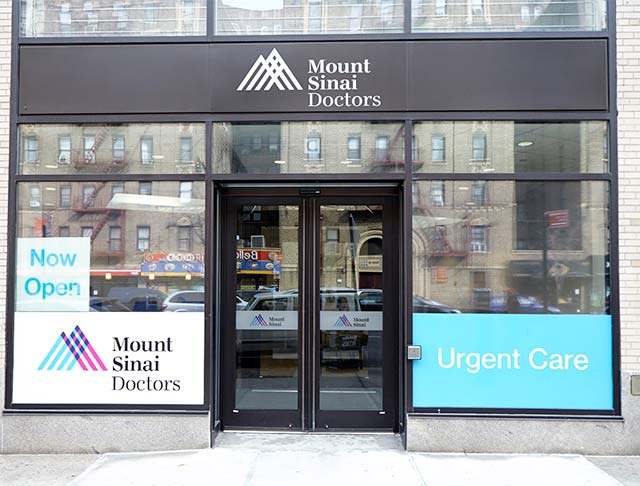 Health Tips from Mount Sinai Urgent Care