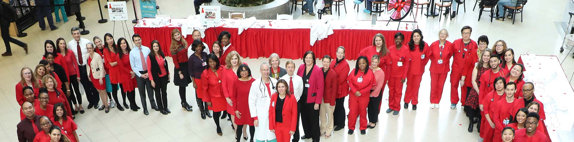 Mount Sinai Celebrates Heart Month