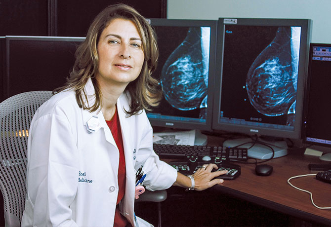 A photo of Laurie Margolies, MD