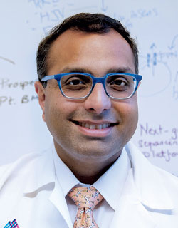 A photo of Samir Parekh, MD