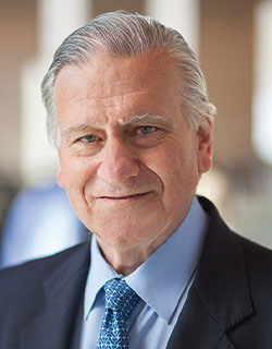 A photo of Valentin Fuster, MD, PhD