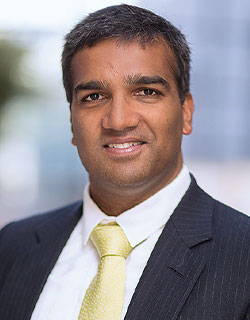 A photo of Vivek Y. Reddy, MD