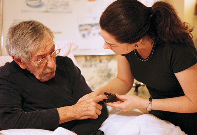 Geriatrics And Palliative Medicine Mount Sinai New York