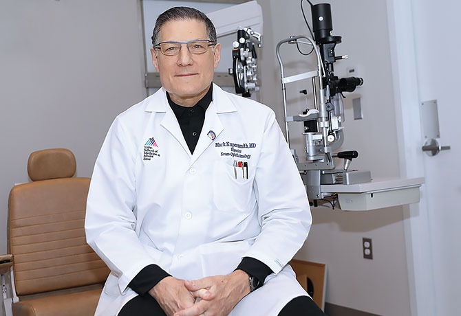 Photo of Mark J. Kupersmith, MD