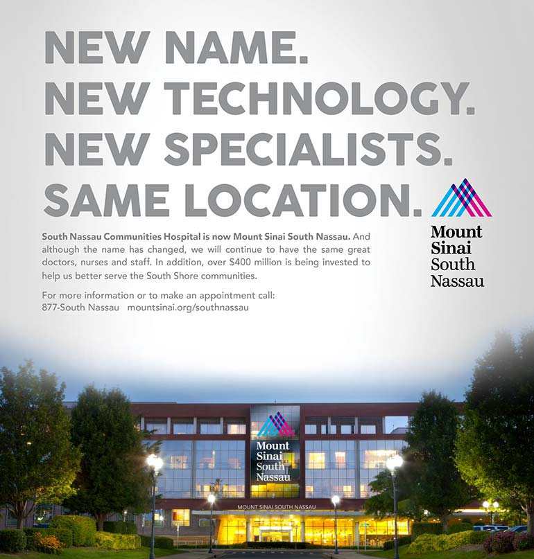 New Name. New Technology. New Specialists. Same Location.