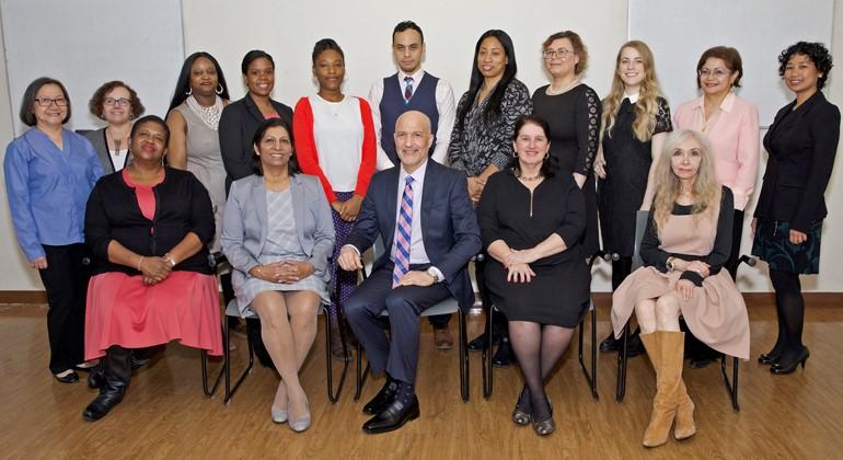 Phillips School of Nursing Team | Mount Sinai - New York