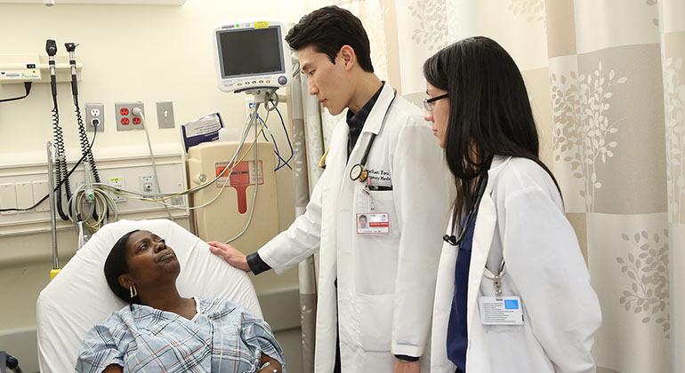 Emergency Medicine & Urgent Care - The Mount Sinai Hospital