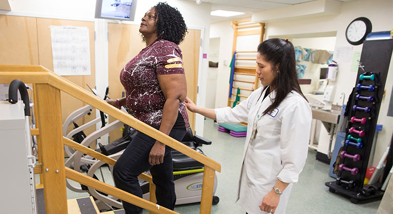 Orthopedic Rehabilitation Physical Therapy Services Astoria Queens Mount Sinai New York