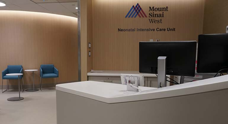 Mount Sinai West NICU
