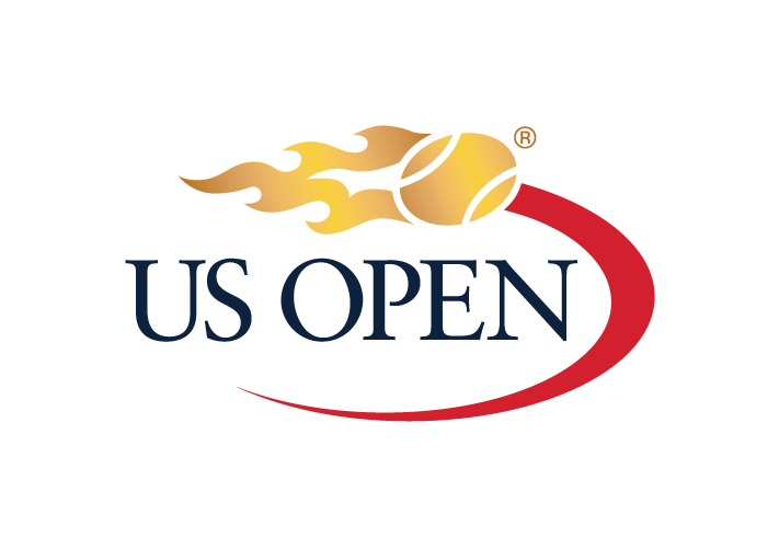 Logo for the US Open