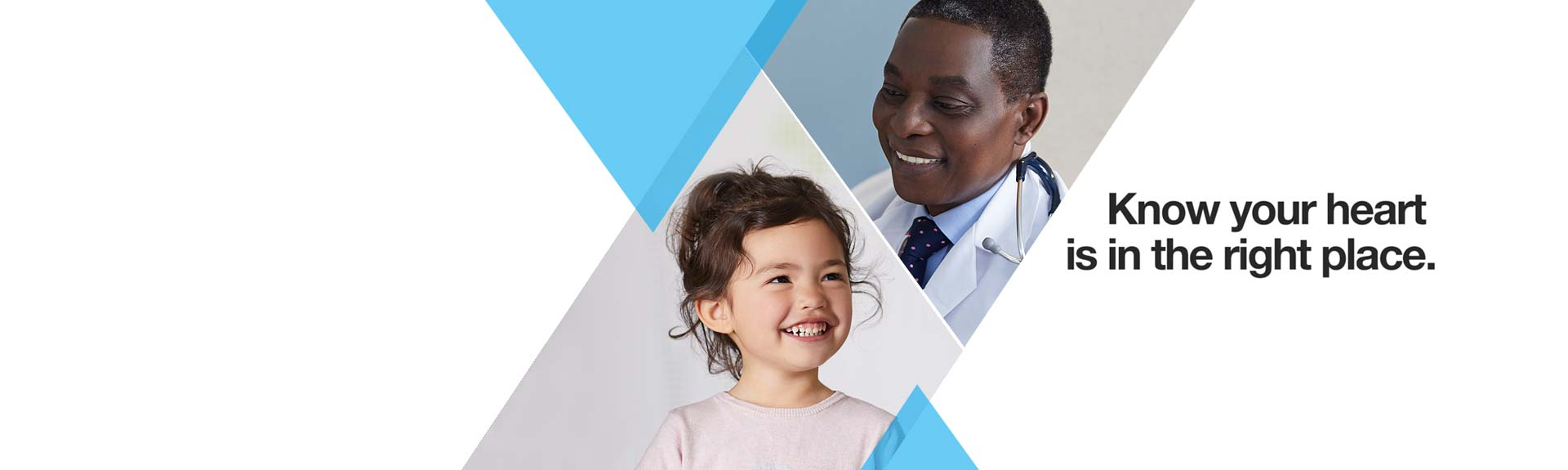 Doctor and little girl Mount Sinai in alliance with Childrens Hospital of Philadelphia