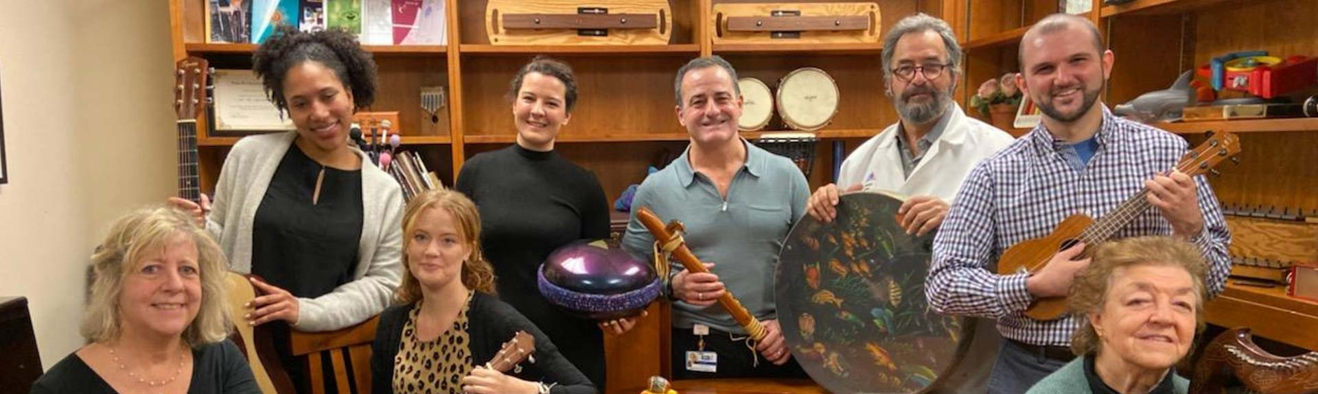 Music Therapy Staff