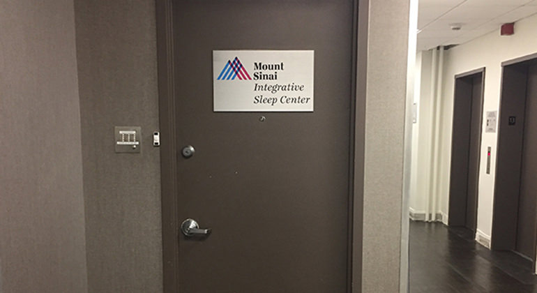 Mount Sinai Integrative Sleep Center