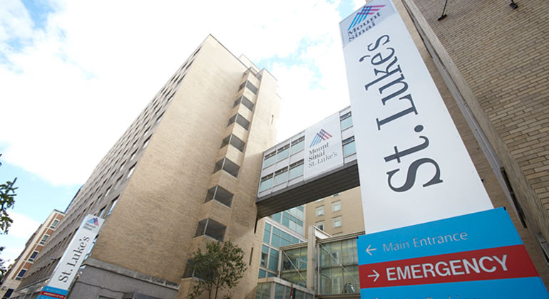 The Eliana Center at Mount Sinai St. Luke's