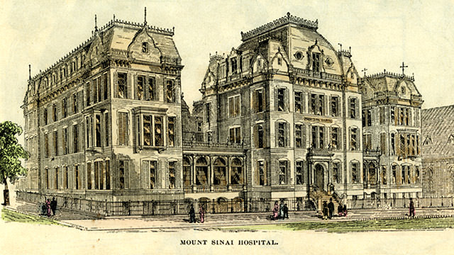 History of The Mount Sinai Hospital | Mount Sinai - New York