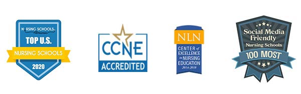 Nursing Accredidation badges