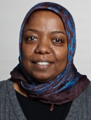 Dr. Nihal Mohamed, Director of Education and Training, Center for Scientific Diversity at ISMMS